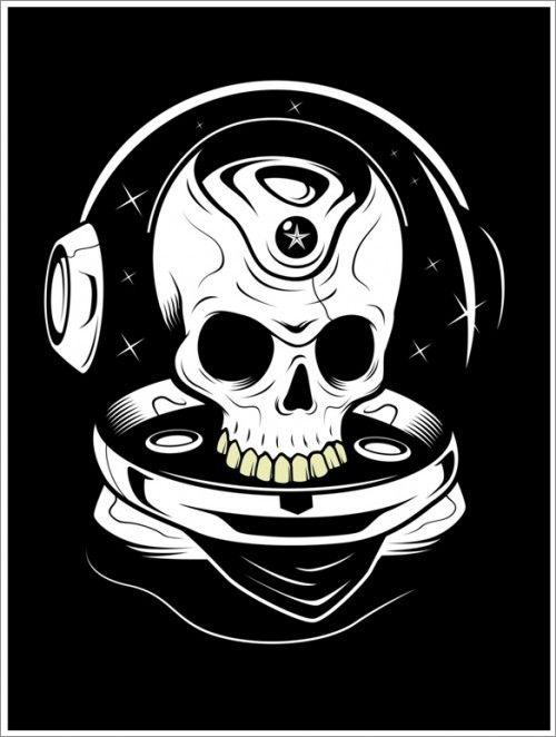 科幻矢量艺术subjektzero的插画设计欣赏