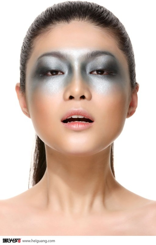 创意妆面化妆造型图片