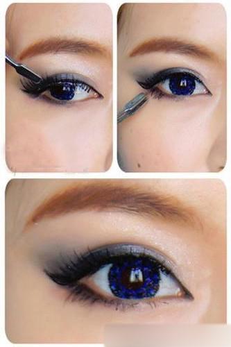 春季韩式大眼妆详细步骤 新娘最爱妆容