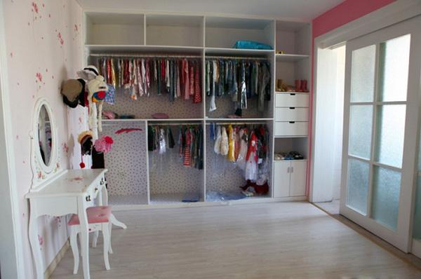 达妮仙境儿童影楼装修设计,活泼整洁的快乐仙境