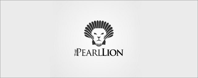 狮子大logo矢量图
