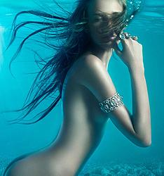 珠宝广告 写真摄影
