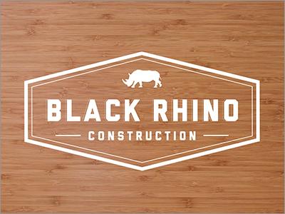 标志设计元素运用实例:犀牛