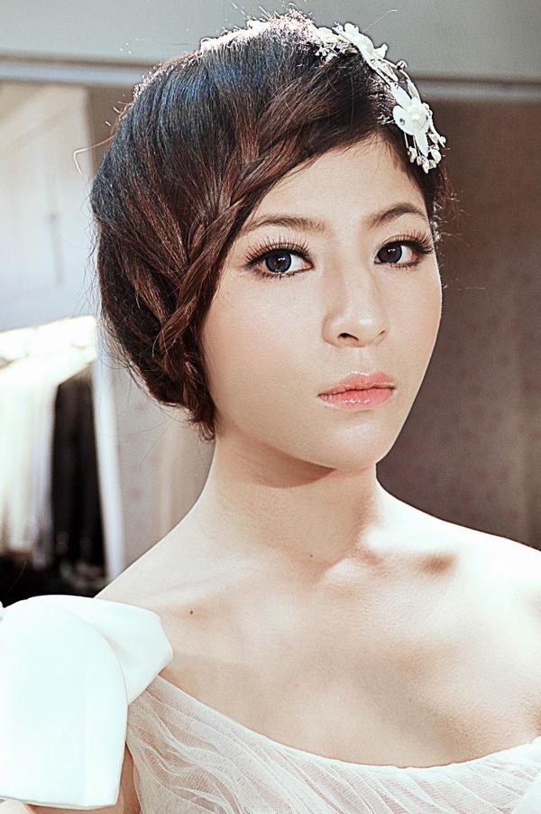 做个浪漫的韩范儿新娘