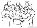 最新影樓資訊新聞-圖解21個團體照拍攝姿勢