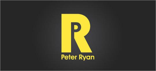 60款漂亮的首字母缩写logo设计