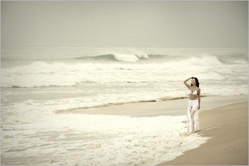 美在天涯海角处——海边人像拍摄技巧(8)_摄影教程