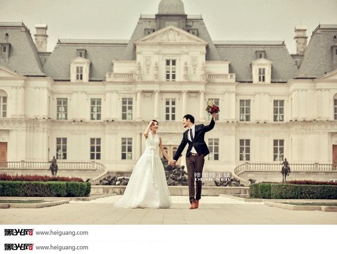 拉菲特城堡婚纱摄影