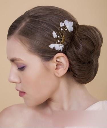 最新新娘发型设计 彰显尊贵优雅气质