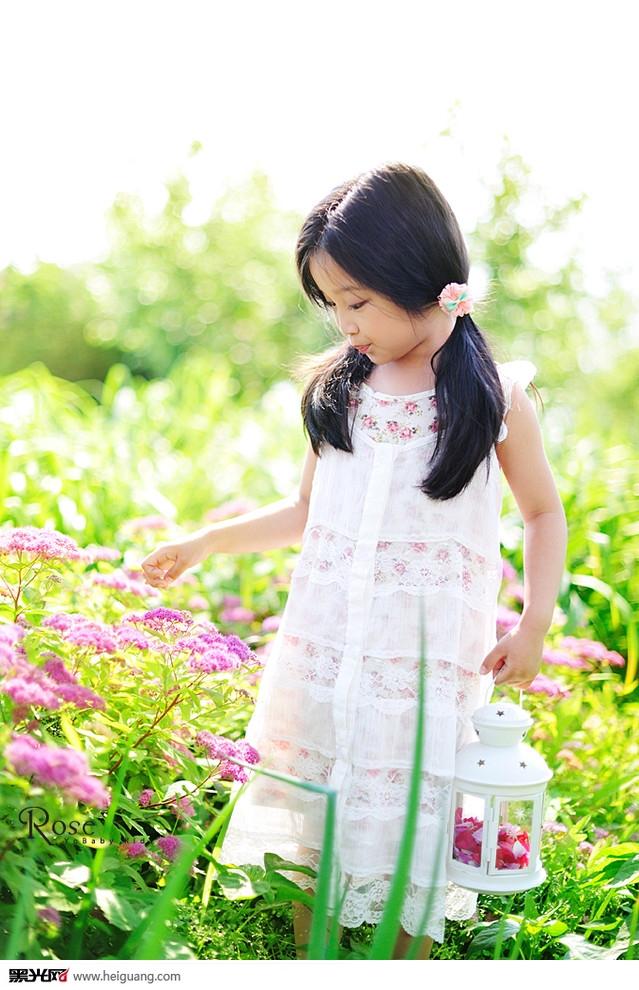小清新(3)_儿童摄影_黑光图库_黑光网