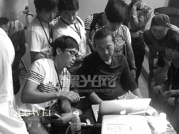 台湾著名人像摄影师卢伟:人像摄影本质是记录