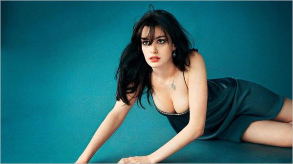 外国电影女明星写真肖像摄影