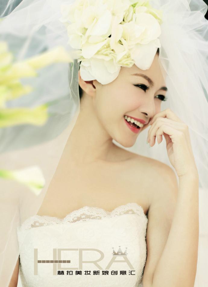 数码拍摄中白纱妆面及发型的技巧; 盛泽豪车婚礼2013分享; 看惯了台上图片