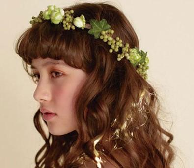 欧式古典新娘发型 油画般经典新娘造型(3)_妆面赏析__图片
