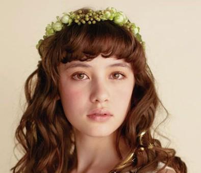 欧式古典新娘发型 油画般经典新_发型设计图片