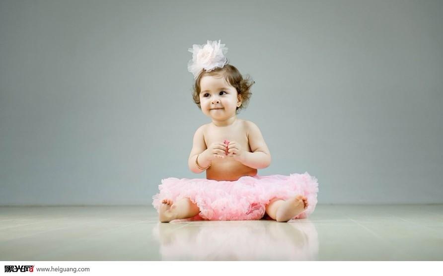 小公主 儿童摄影