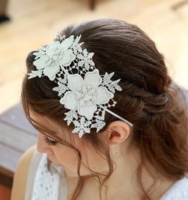 唯美范儿新娘发型设计 铭刻永恒的浪漫回忆