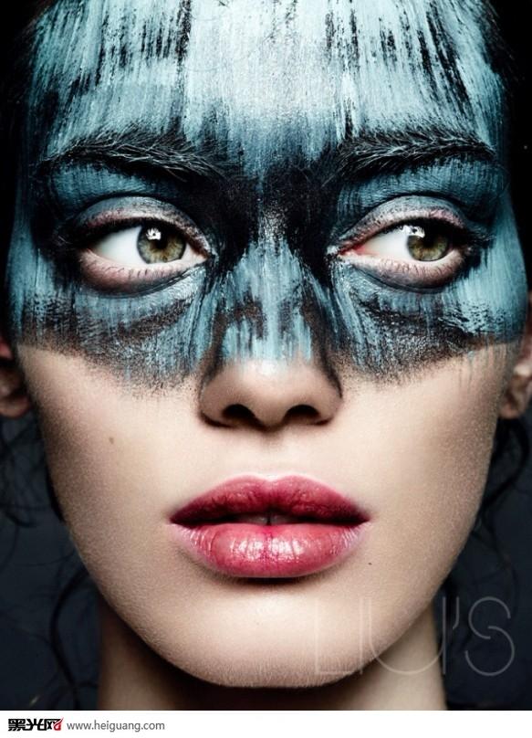 质感化妆造型