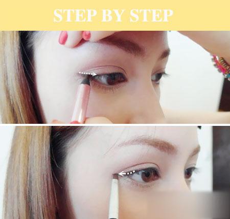 夏日清爽美妆教程 打造清新日系新娘妆容