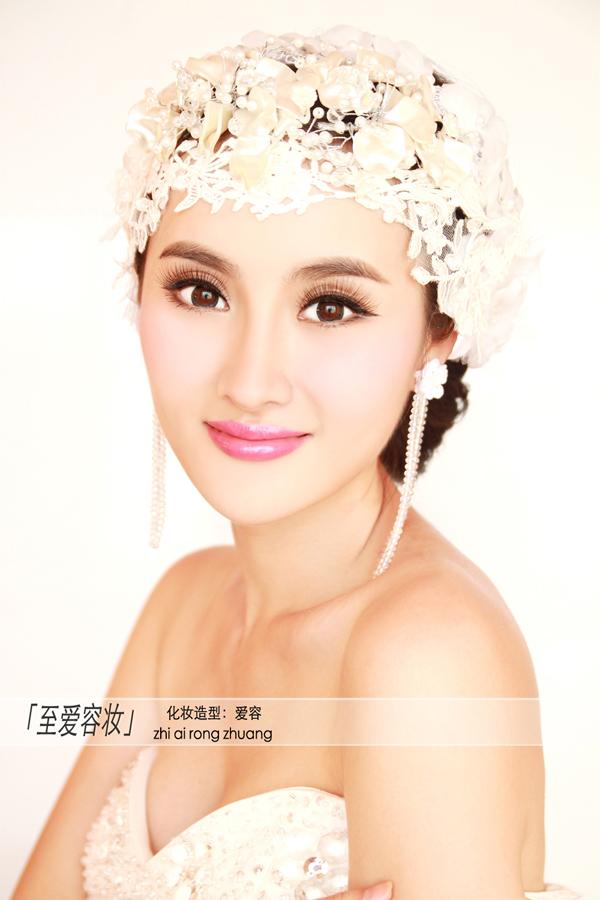 2013最新唯美新娘造型 优雅温婉做最美新娘图片