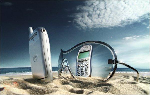 经典国外创意平面广告设计欣赏