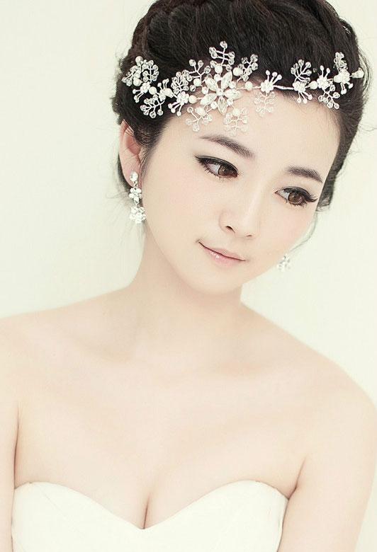 2013精致优雅新娘造型