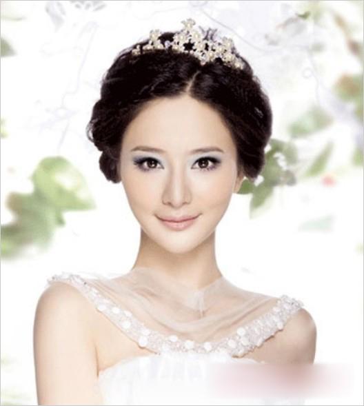 新娘造型 新娘发型