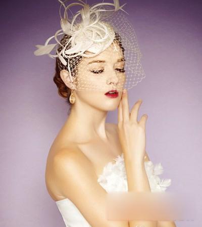 2013欧美梦幻新娘发型 带给你不一样的感觉图片