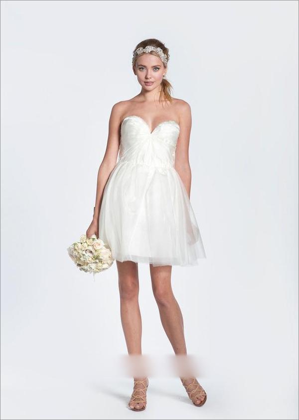 新娘发型 新娘婚纱 新娘妆 高清图片