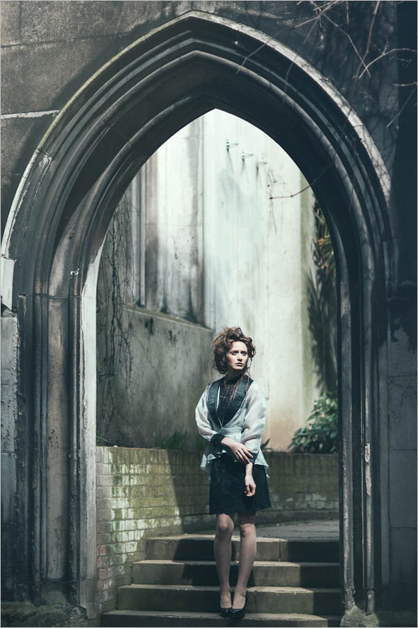 soto:时尚人像与森女风的自然融合(16)图片