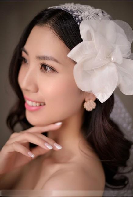 新娘妆 新娘造型 新娘头饰