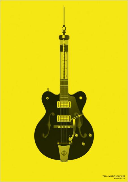 2013红点视觉传达设计大奖:海报类外国设计师入选