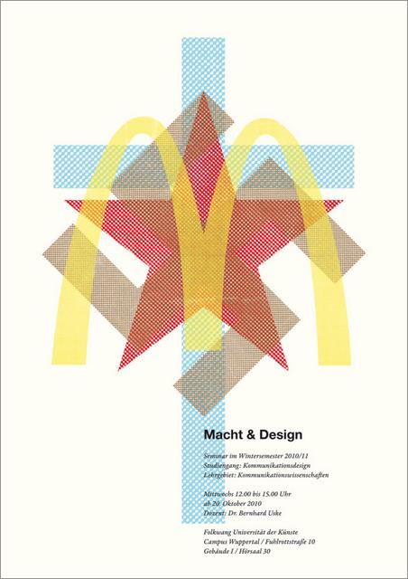 2013红点视觉传达设计大奖:海报类外国设计师入选作品