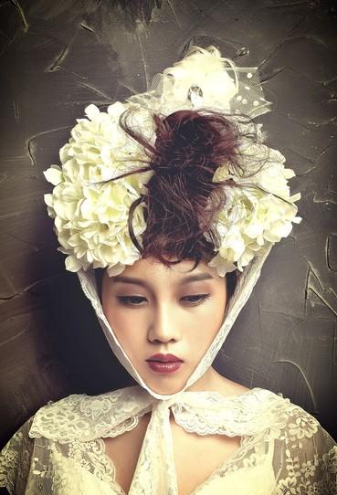 创意化妆造型设计 大胆夸张却不失美感图片