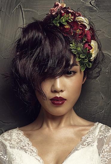 创意化妆造型设计 大胆夸张却不失美感(2)图片