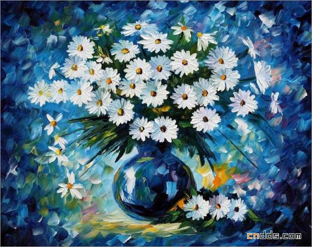 精美逼真的漂亮绘画作品设计欣赏图片