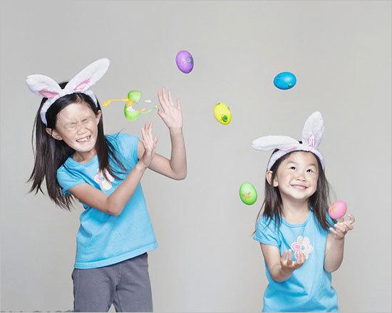 教你十招:拍摄创意无限的儿童摄影照片