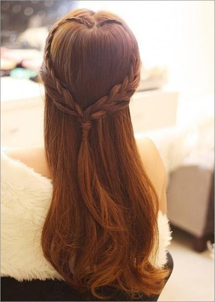 秋季流行新娘发型 简单却不平凡