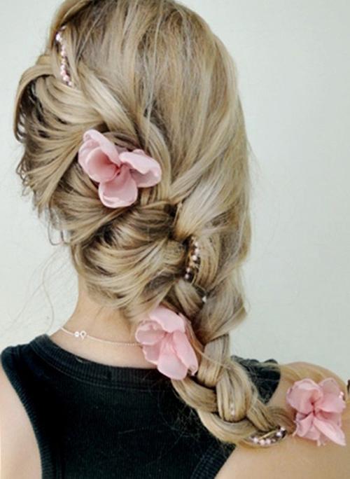 2014新娘发型推荐 享受人生最重要的美好(2)