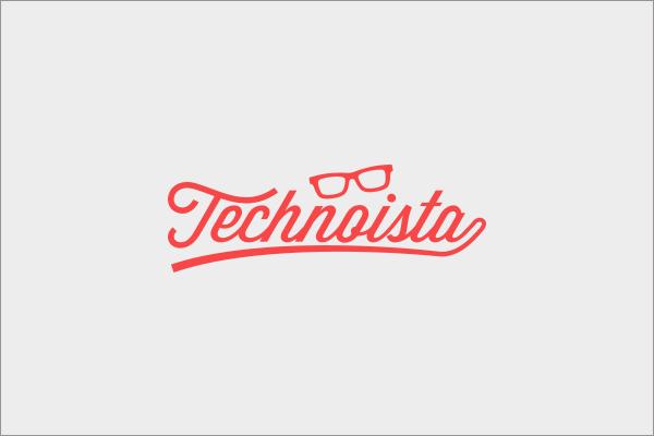 极简风格 logo设计