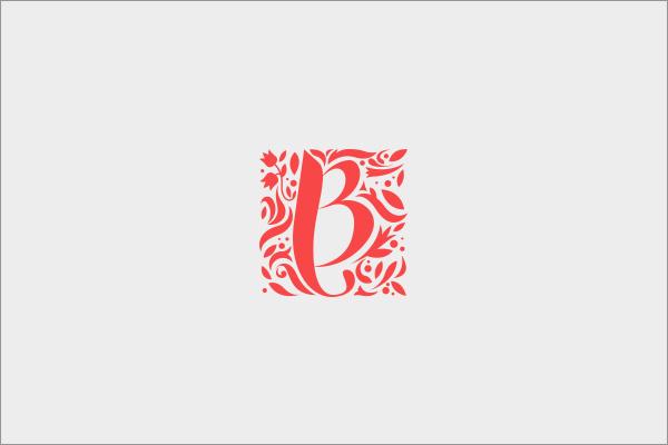 極簡風格 logo設計