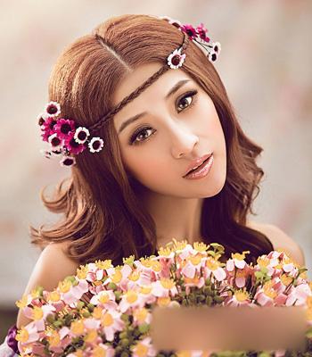 韩式新娘发型赏析 打造更美的你