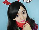 最新影樓資訊新聞-2013年圣誕節妝容 約會大眼妝化妝技巧