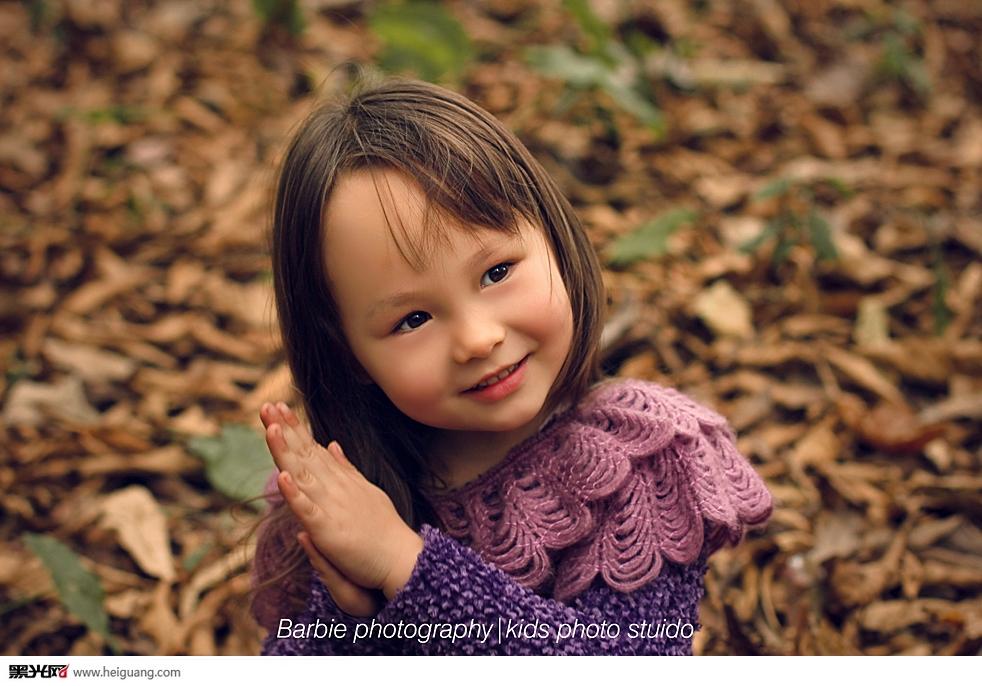 混血小公主 angela 儿童摄影