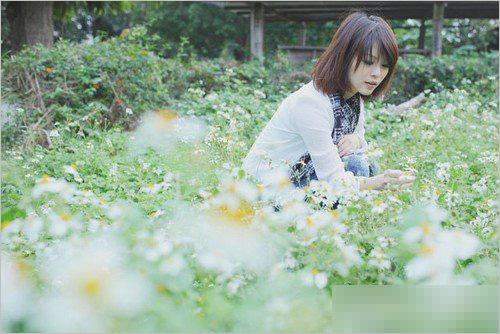 日系人像摄影外拍实用摄影技巧