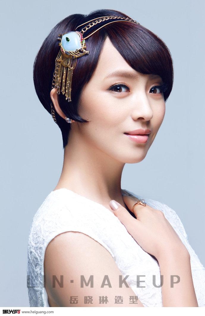 精致美妆化妆造型
