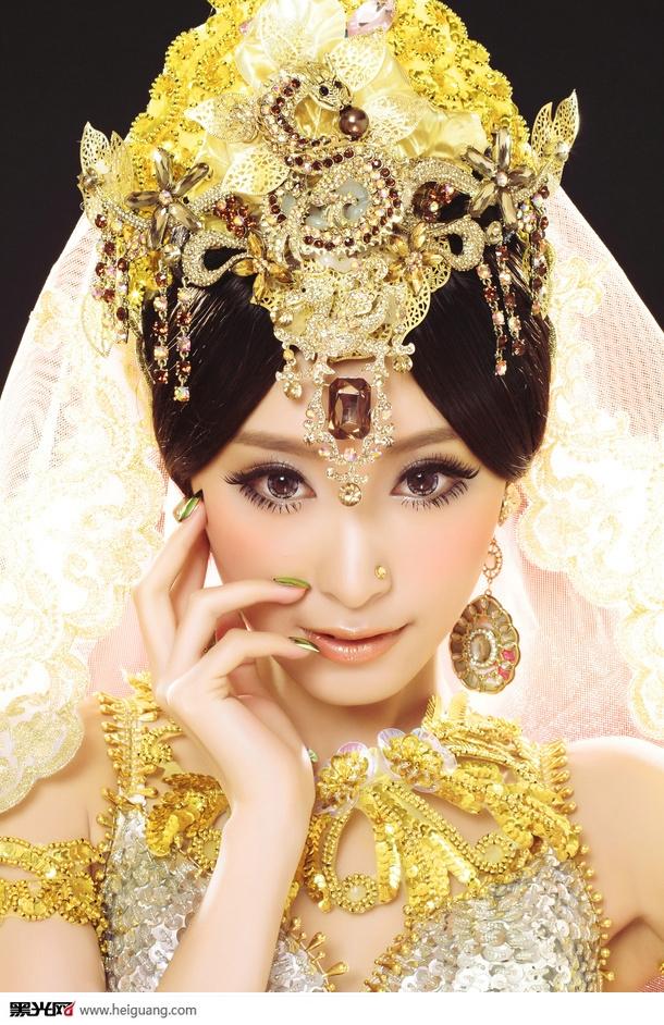 创意彩妆化妆造型