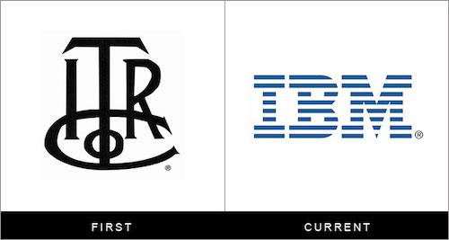 著名品牌logo的變遷_設計欣賞_影樓數碼_黑光網