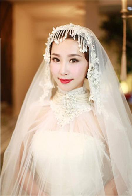 新娘化妆造型精选 做个完美新娘