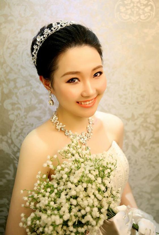 最新新娘发型推荐 幸福生活未完待续图片